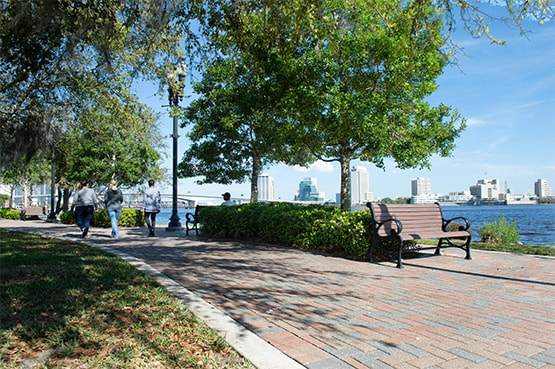 City of Jacksonville Parks and Recreation Projects