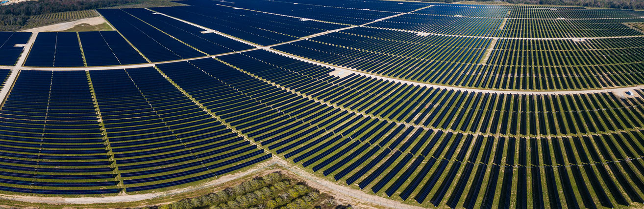 Florida Utility Scale Solar Projects