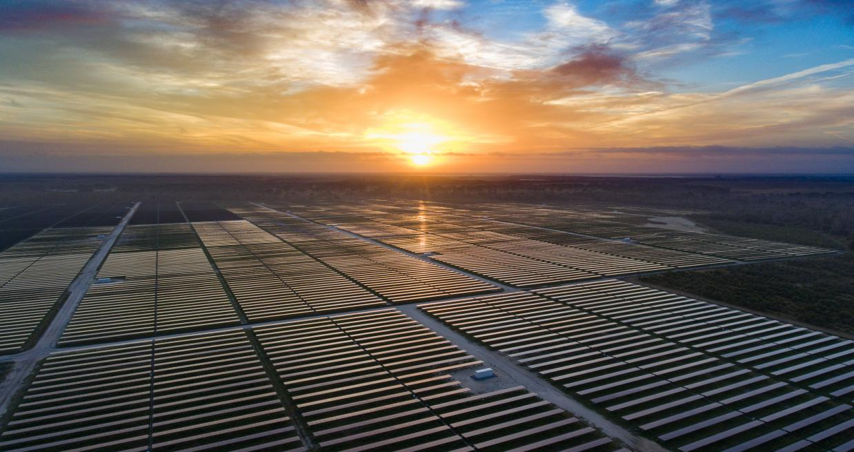 Florida Utility Scale Solar Projects Prosser