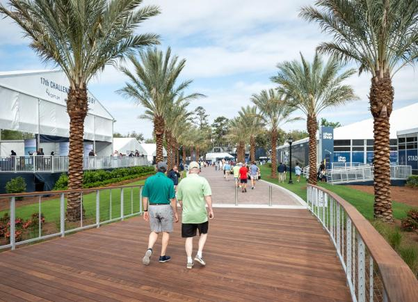 Spectator Village at THE PLAYERS Championship